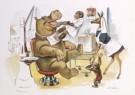 G. H. Grijseels-Visser  -  G.H. Grijseels-Visser/Untitled - Postkaart -  C5723-1
