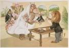 G. H. Grijseels-Visser  -  G.H. Grijseels-Visser/Untitled - Postkaart -  C5725-1