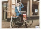 Dixie Solleveld  -  D.Solleveld/Goede reis - Postkaart -  C5922-1