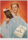 Jan Lavies (1902-2005)  -  Golden Fiction (Laurens), showcard, 1955 - Postkaart -  C6183-1
