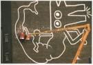 Keith Haring (1858-1990)  -  Keith Haring - Postkaart -  C6742-1