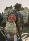 H.H. Straatmeijer  -  Sint en Piet op het water - Postkaart -  C6758-1