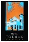 Jan Lavies (1902-2005)  -  Omslag Hotelverenig. - Postkaart -  C6994-1