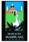 Jan Lavies (1902-2005)  -  Omslag Hotelverenig. - Postkaart -  C6995-1