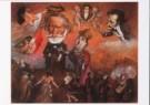 Edward Sorel (1929)  -  E.Sorel/Homage to Verdi - Postkaart -  C7004-1