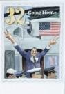 Edward Sorel (1929)  -  Amerikaanse postzegel - Postkaart -  C7017-1