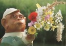 Taeke Henstra (1943-2010)  -  T. Henstra/A Flower-Fairy. - Postkaart -  C7059-1