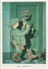 Jan Lavies (1902-2005)  -  Het Jagertje - Postkaart -  C7118-1