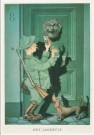 Jan Lavies (1902-2005)  -  J.Lavies/Het Jagertje. - Postkaart -  C7118-1