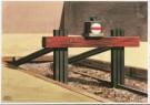Charles Burki (1909-1994)  -  C.Burki/Afsluitlantaarn. - Postkaart -  C7135-1