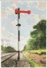 Charles Burki (1909-1994)  -  C.Burki/Eenv. armsein onveilig - Postkaart -  C7138-1