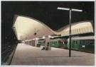 Charles Burki (1909-1994)  -  C.Burki/Station Rotterdam C.S. - Postkaart -  C7139-1