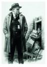Charles Burki (1909-1994)  -  Karakter. - Postkaart -  C7189-1