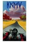 Charles Burki (1909-1994)  -  Op de weg. - Postkaart -  C7190-1