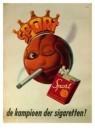 Charles Burki (1909-1994)  -  Have a smoke. - Postkaart -  C7193-1