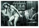 Charles Burki (1909-1994)  -  Daddy's girl. - Postkaart -  C7197-1
