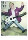 Hans Kahr  -  Hom. to Elvis - Postkaart -  C7367-1