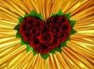 Mirja de Vries  -  Flowerhearts XVII - Postkaart -  C7397-1