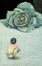 Makoto Ueno (1909-1980)  -  Boy with Rose - Postkaart -  C7401-1