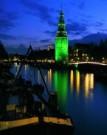 Piet van der Meer  -  Montelbaenstoren - Postkaart -  C7487-1