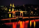 Piet van der Meer  -  Magere brug - Postkaart -  C7493-1
