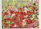 Mary Russel  -  Aspen klaprozen - Postkaart -  C7527-1