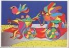 Jacinta Heijmans (1948)  -  Carnaval - Postkaart -  C7555-1
