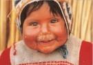 Paul Ketelaar (1960)  -  Uros Indiaantje, Peru, Titicacameer, 1988 - Postkaart -  C7948-1