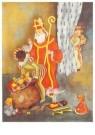 -  Sinterklaas - Postkaart -  C8230-1