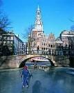 Piet van der Meer  -  Groenburgwal - Postkaart -  C8267-1