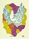 Makoto Ueno (1909-1980)  -  Spring song - Postkaart -  C8282-1