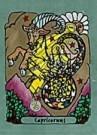 Richard M. Dipanda  -  Steenbok - Postkaart -  C8291-1