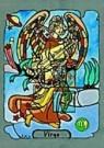 Richard M. Dipanda  -  Maagd - Postkaart -  C8299-1