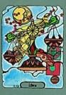 Richard M. Dipanda  -  Weegschaal - Postkaart -  C8300-1