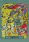 Richard M. Dipanda  -  Boogschutter - Postkaart -  C8302-1