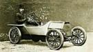 Ettore Bugatti (1881-1947)  -  Ettore at yhe whe - Postkaart -  C8321-1