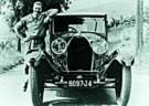 Jean Bugatti (1909-1939)  -  Jean Bugatti in fro - Postkaart -  C8326-1