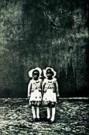 Jodi Bieber (1966)  -  Twins trad.wedd - Postkaart -  C8392-1