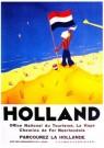 Jan Lavies (1902-2005)  -  Affiche 1938 in vier talen - Postkaart -  C8520-1