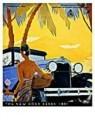 Jan Lavies (1902-2005)  -  Omslag Kon.Ver. Motor - Postkaart -  C8531-1