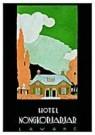 Jan Lavies (1902-2005)  -  Folder Ned-Ind. hotel - Postkaart -  C8545-1