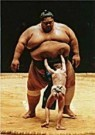 Raymond Kennedy  -  R.Kennedy/Sumo Wrestler/WPP. - Postkaart -  C8587-1