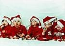 Robert Aylott  -  Christmas Babies - Postkaart -  C8600-1