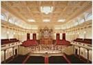 Hans Samsom (1939)  -  Grote Zaal concertgebouw, Amsterdam - Postkaart -  C8707-1