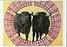 Ronald Sales (1946)  -  Toros - Postkaart -  C8868-1