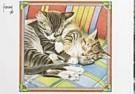 Francien van Westering (1951)  -  Max & Miepje - Postkaart -  C8994-1