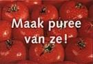 Paul Baars (1949)  -  G.Hurkm.groentefruit22 - Postkaart -  C9142-1