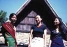 Frans Welman  -  Drietal van verschillende Maga-stammen - Postkaart -  C9319-1