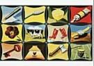 Mirjam Meijlink  -  Lottospel - Postkaart -  C9328-1