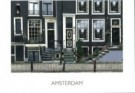 Pieter van Gaart  -  Doors of A'dam 3 - Postkaart -  C9437-1